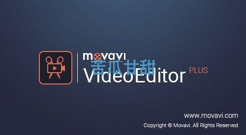 视频编辑软件 Movavi Video Editor Plus 22.00 Multilingual插图
